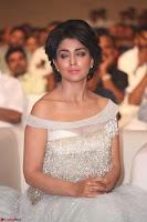 Shriya Saran in Stunning White Off Shoulder Gown at Nakshatram music launch ~  Exclusive (70).JPG