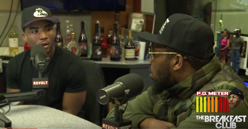 a0533907a75 Charlamagne gets on Beanie Sigel head about The Game Meek Mill beef in  Breakfast Club interview