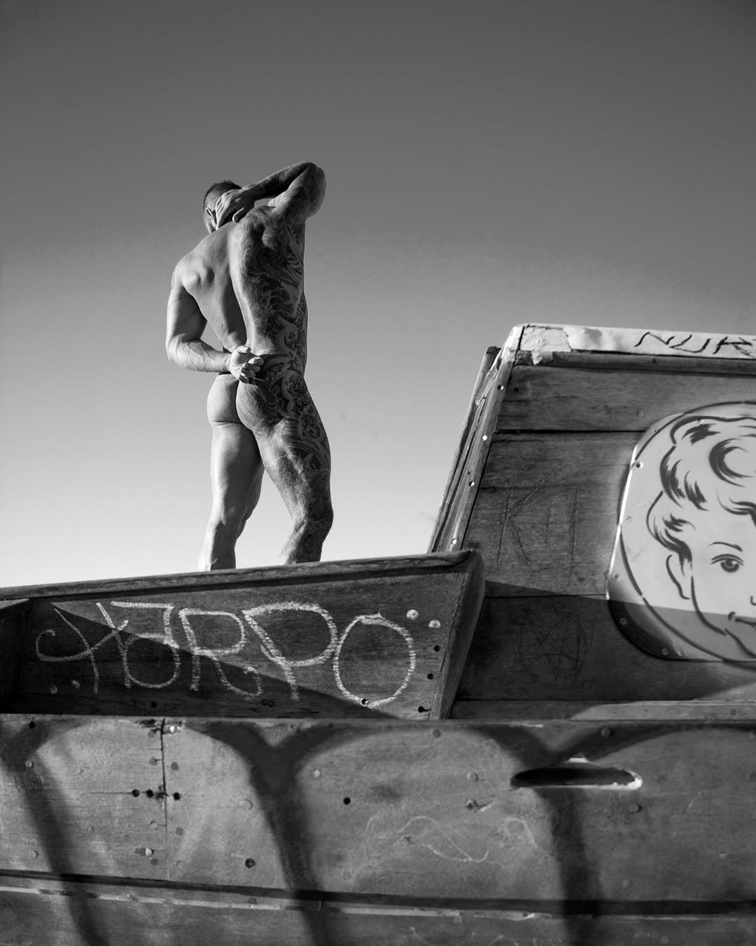 TankJoeY (III), by David Gzimmerman ft TankJoey.
