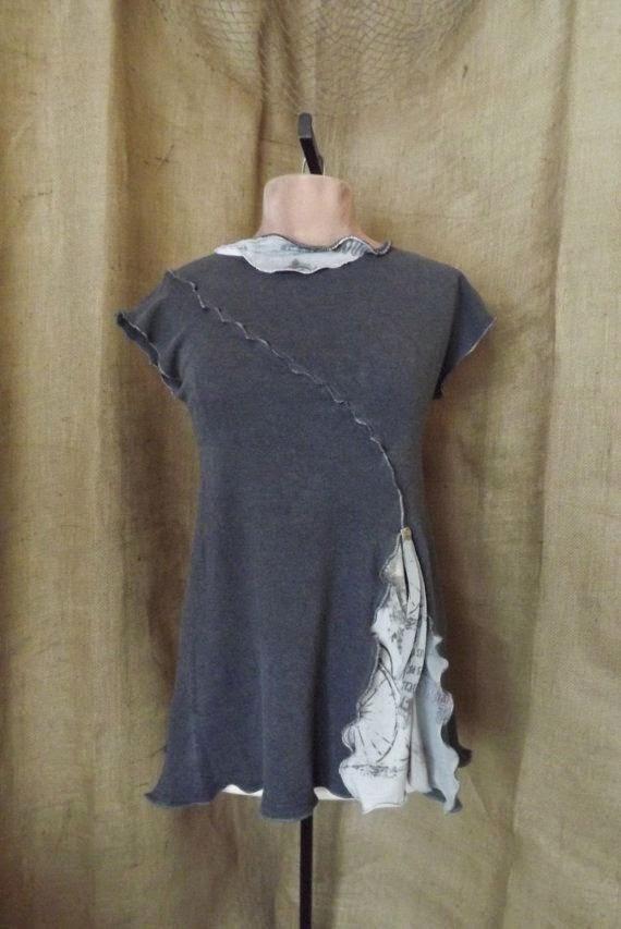 DIY: copiar una blusa de Anthropologie y conseguir unos