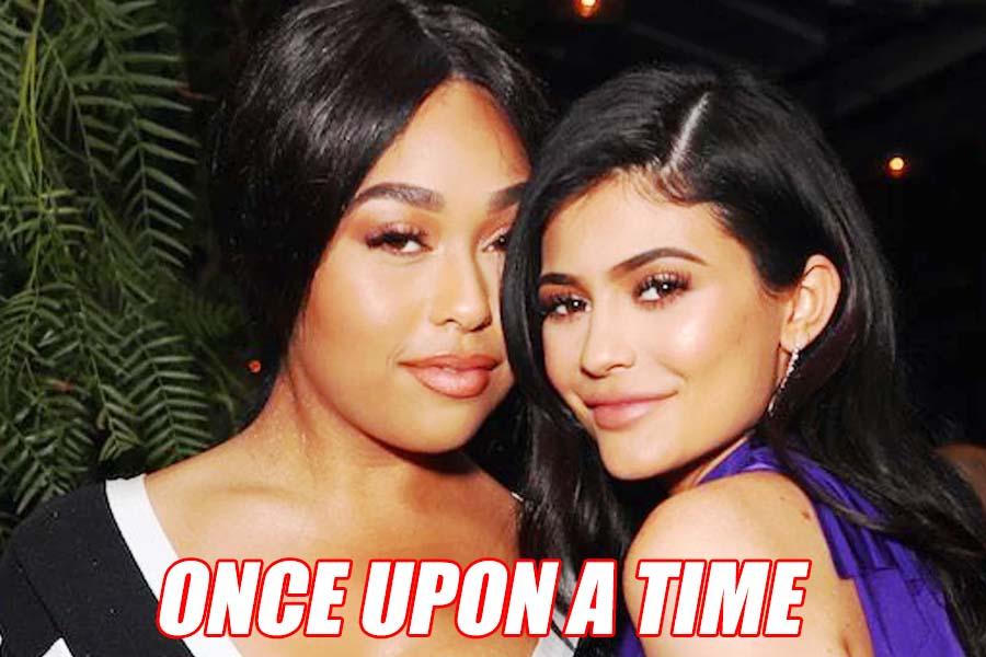 Kylie Jenner Jordyn Woods Still Fighting Over Red Table Talk