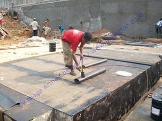 pemborong waterproofing membrane bakar adalah cv niaga artha chemcons