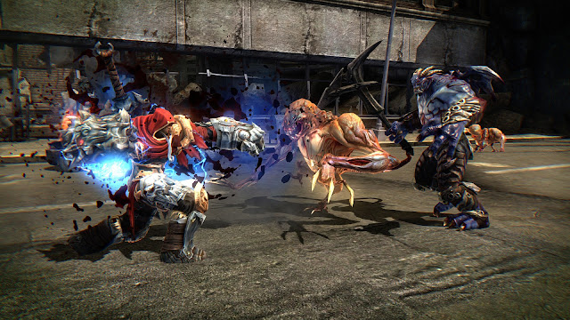 Darksiders Warmastered PC Download
