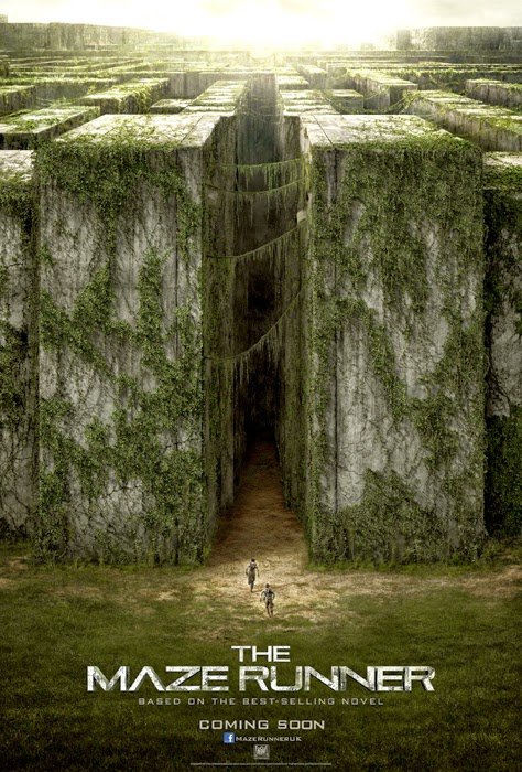 Poster oficial The Maze Runner