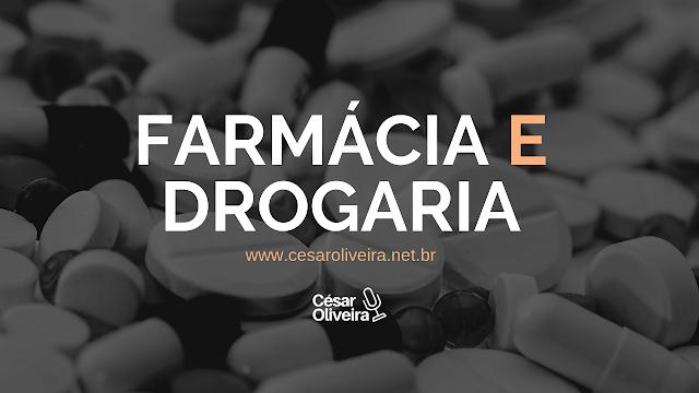 Gravação de propaganda (vinheta) para Farmácia e Drogaria | Spot - Off - Carro de Som