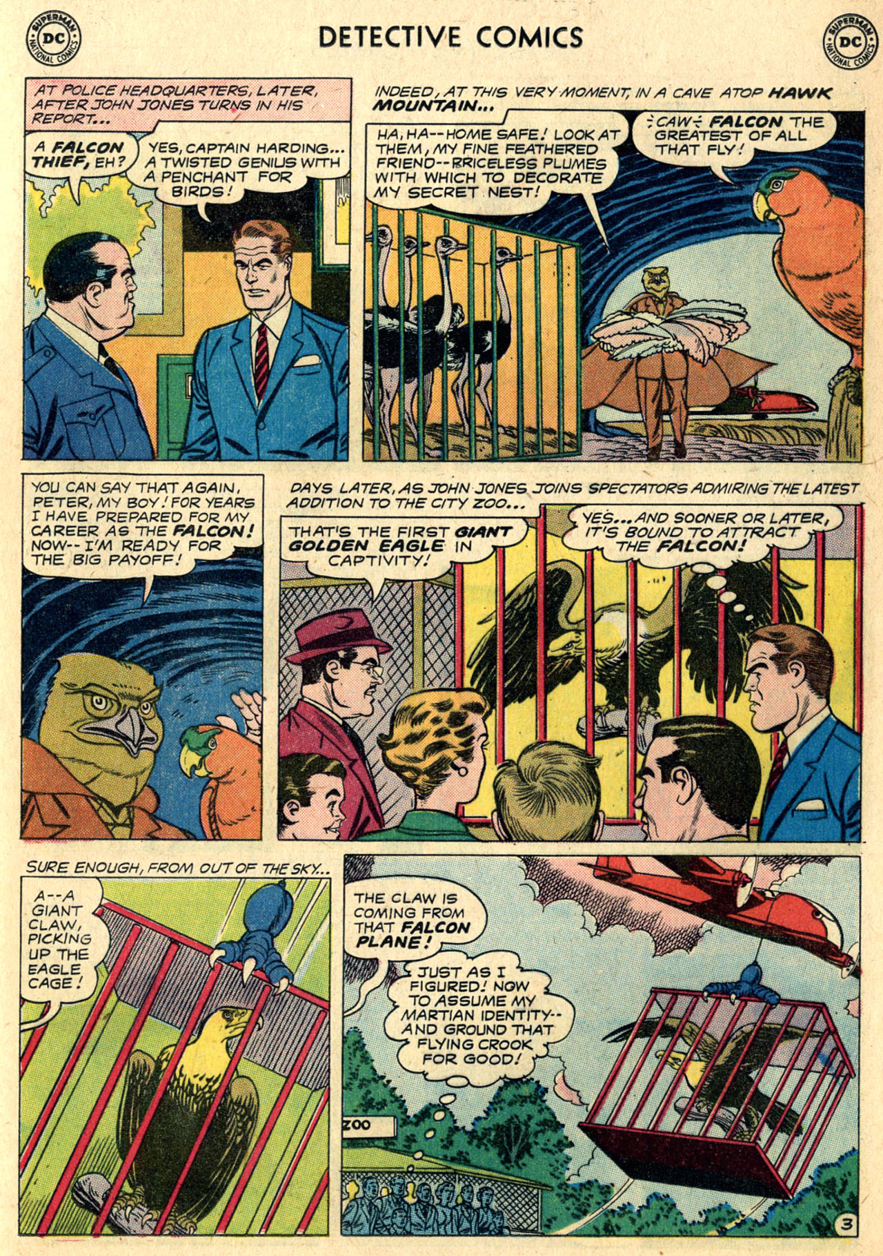 Read online Detective Comics (1937) comic -  Issue #265 - 29
