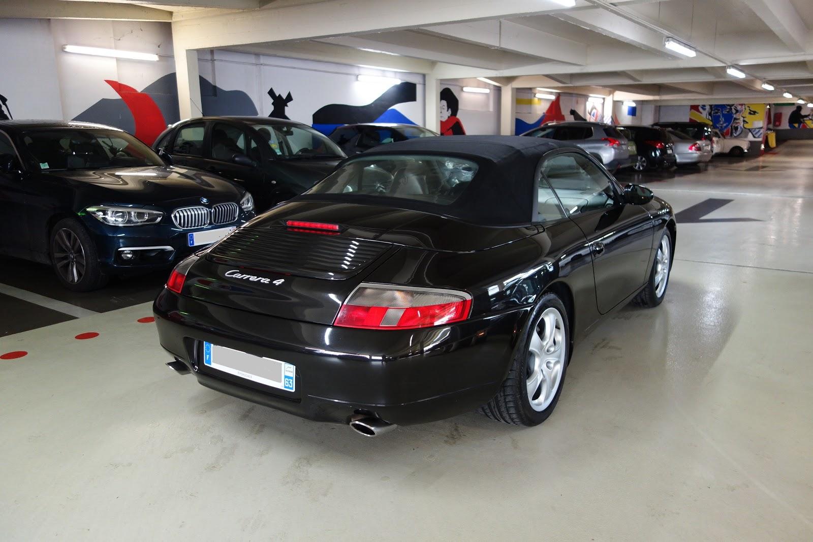 autocoach d p t vente automobile paris porsche 911 996 3 4 carrera 4 cabriolet 2000. Black Bedroom Furniture Sets. Home Design Ideas