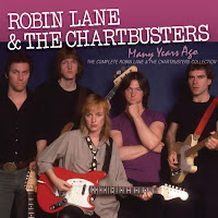 Robin Lane & the Chartbusters' Many Years Ago