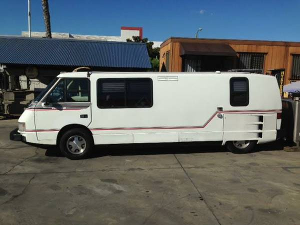 Used Rvs 1986 Vixen Motorhome Bmw Turbo Diesel For Sale By