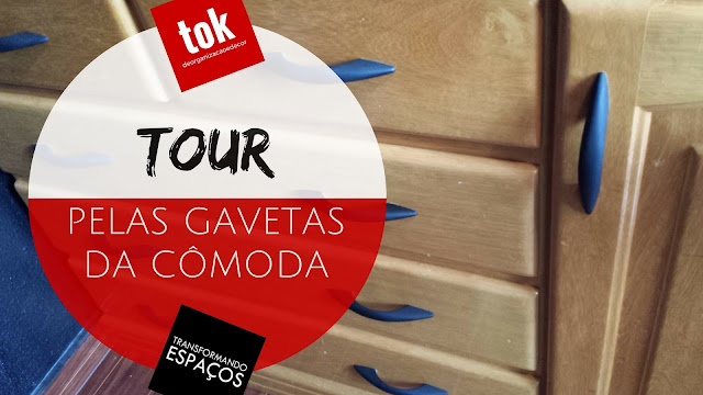 Tour pelas gavetas da cômoda do home office