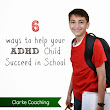 Helping your ADHD child succeed in school - Tips for Parents