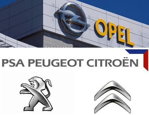 PSA evalúa la compra de Opel
