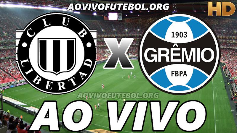 Assistir Libertad vs Grêmio Ao Vivo HD