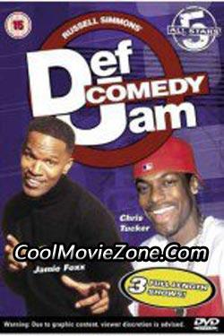 Def Comedy Jam All Stars 5 (2001)