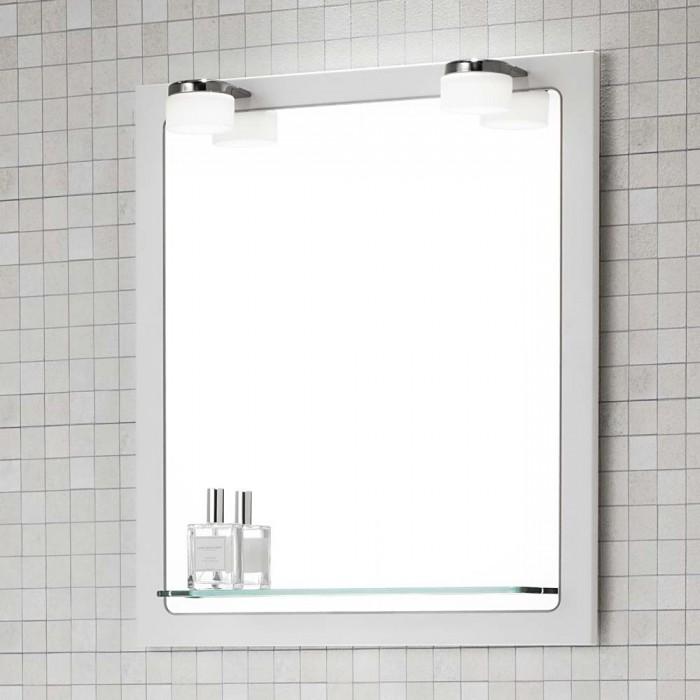 badspiegel mit beleuchtung und ablage hause dekoration ideen. Black Bedroom Furniture Sets. Home Design Ideas