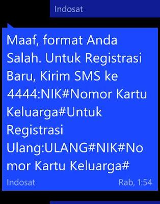 Seperti yang telah kita ketahui bersama di final Cara Cepat Registrasi Ulang Kartu Indosat, Telkomsel, Tri