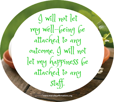Daily Affirmations 8 March 2016