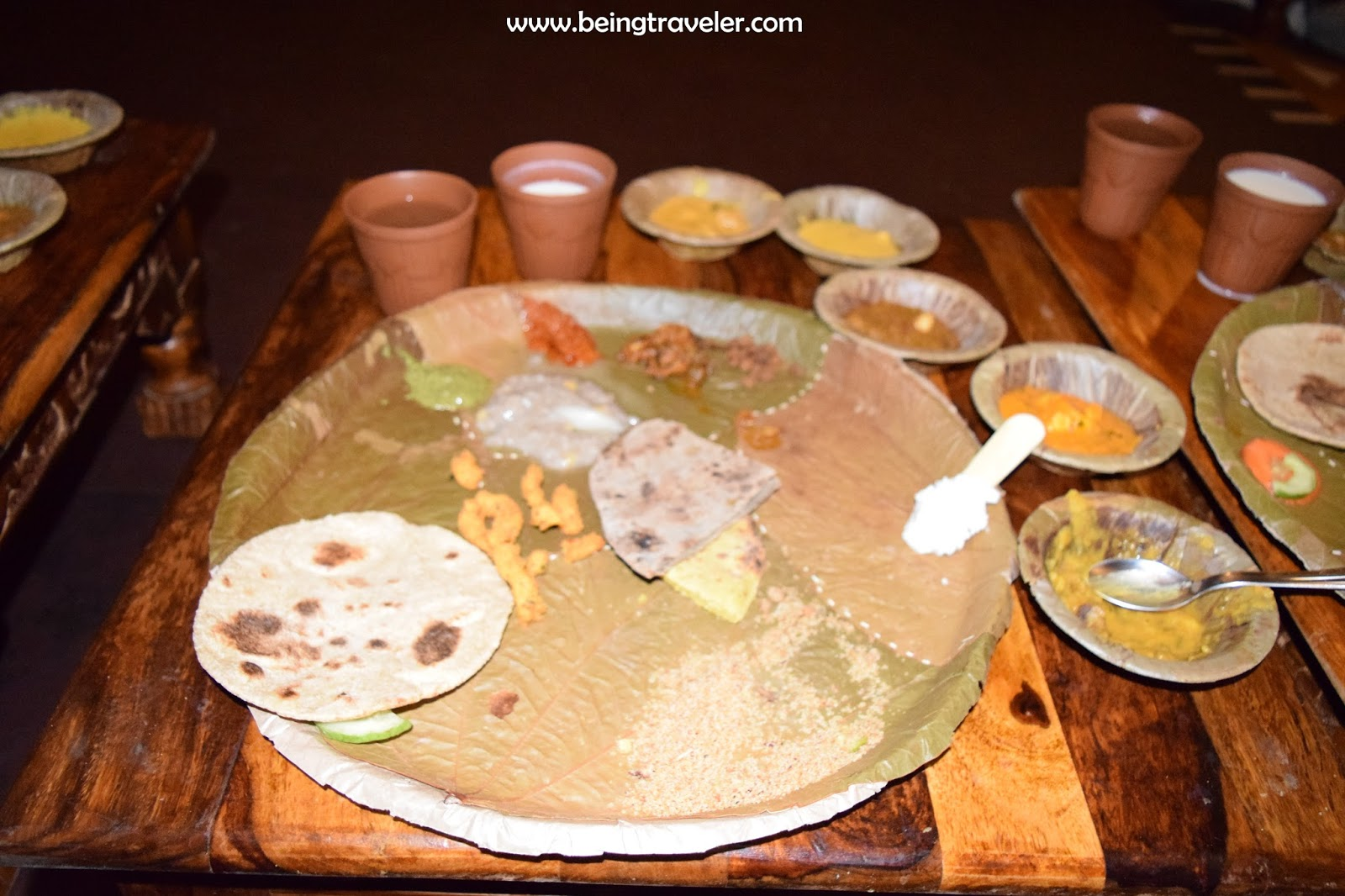 Chokhi Dhani Food Menu