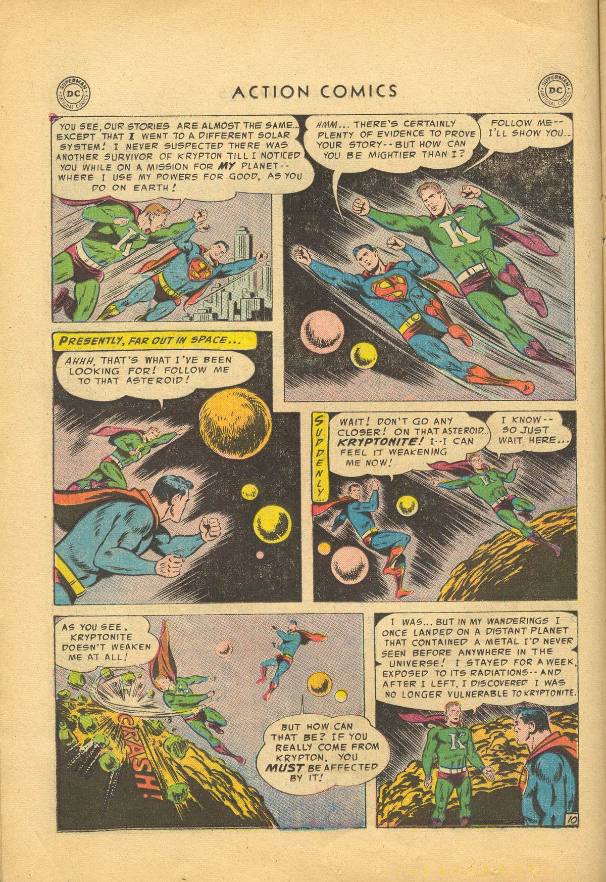 Read online Action Comics (1938) comic -  Issue #209 - 12