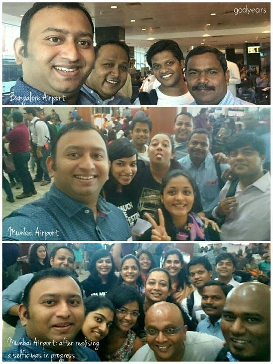 Tata Tiago - Indiblogger Meet: #MadeOfGreat Moments & #Fantastico Memories