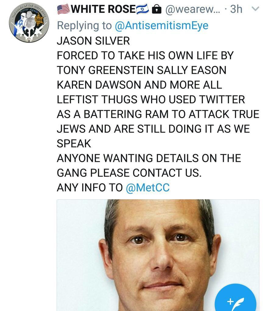 Tony Greenstein Blog: Tony Greenstein's Blog: Jonathan Hoffman's Gang Of Zionist
