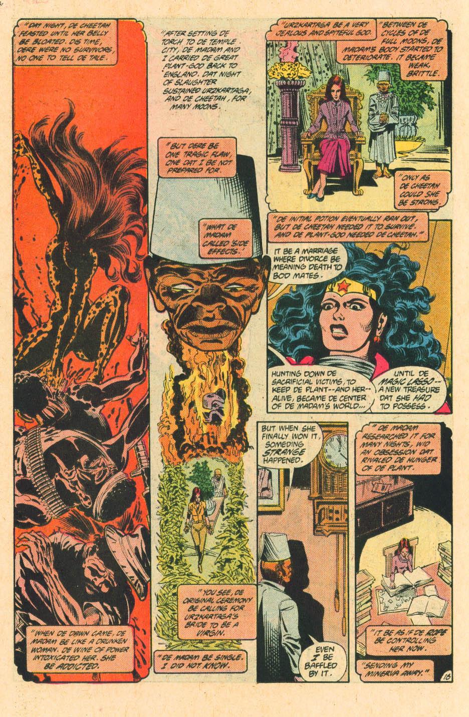 Read online Wonder Woman (1987) comic -  Issue #29 - 18