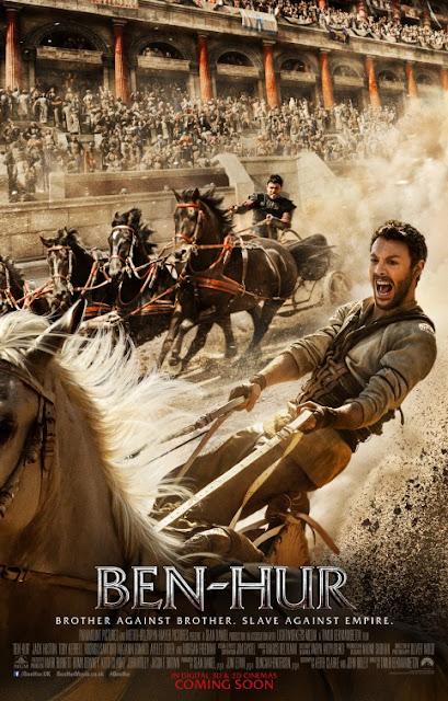 Nuevo póster internacional de 'Ben-Hur'