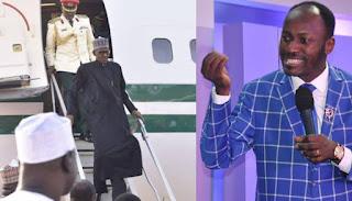 Apostle Johnson Suleiman Vows To Continue Criticising Buhari