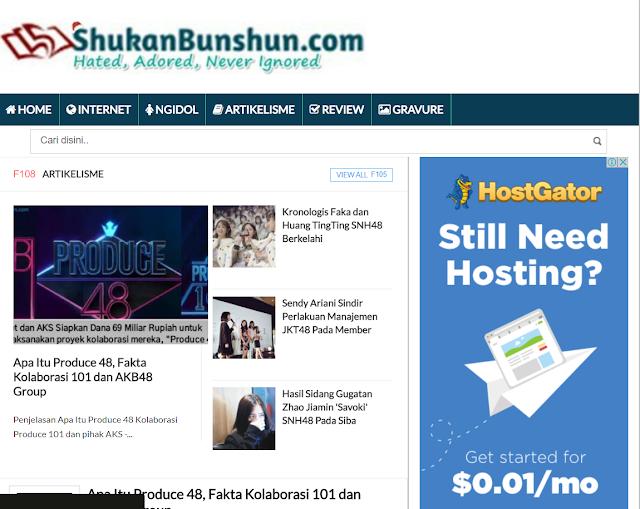 Shukan Bunshun Homepage Blog.png