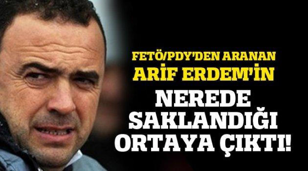 Eski futbolcu Arif Erdem FETÖ soruşturması