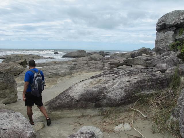 Ilha do Mel no Paraná.