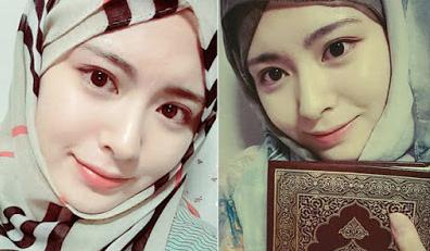 Masya Allah! Inilah Kisah Mantan Anggota Girlband Korea Yang Menjadi Mualaf dan Berhijab