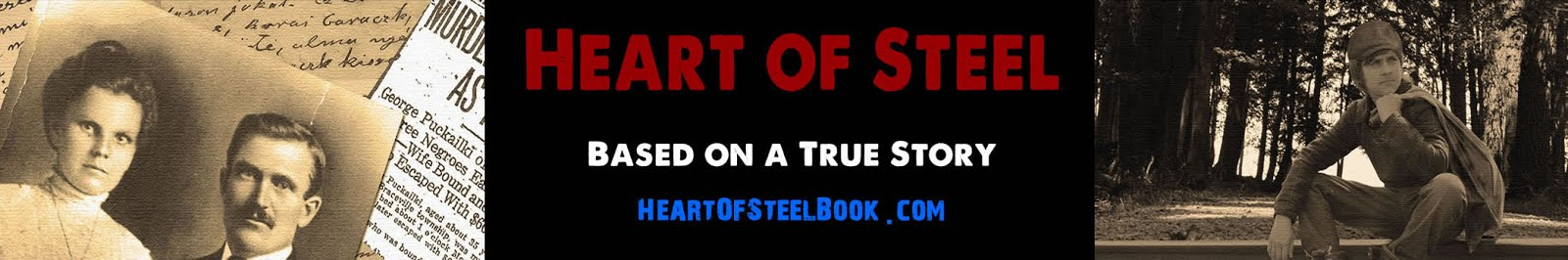 Heart Of Steel Book