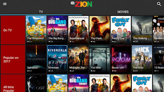 TVZion for Android