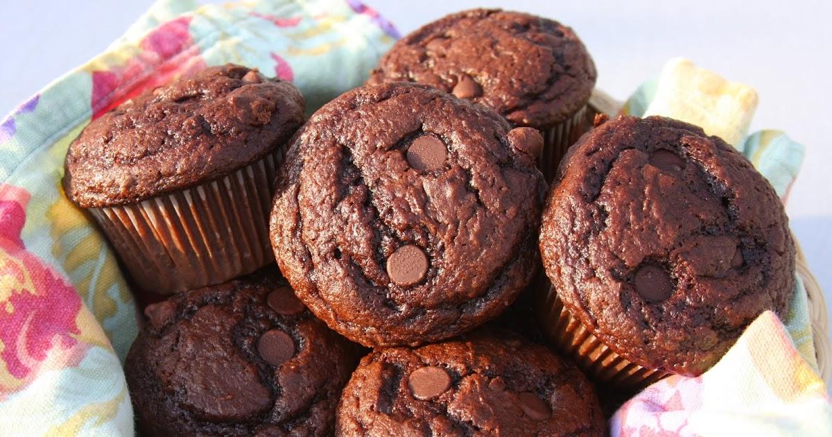 Chocolate Chocolate Chip Muffin Recipe Using Cake Mix