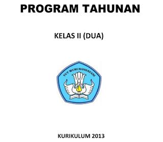 Promes, Prota Dan KKM Kurikulum 2013 Kelas 2 Sekolah Dasar/MI