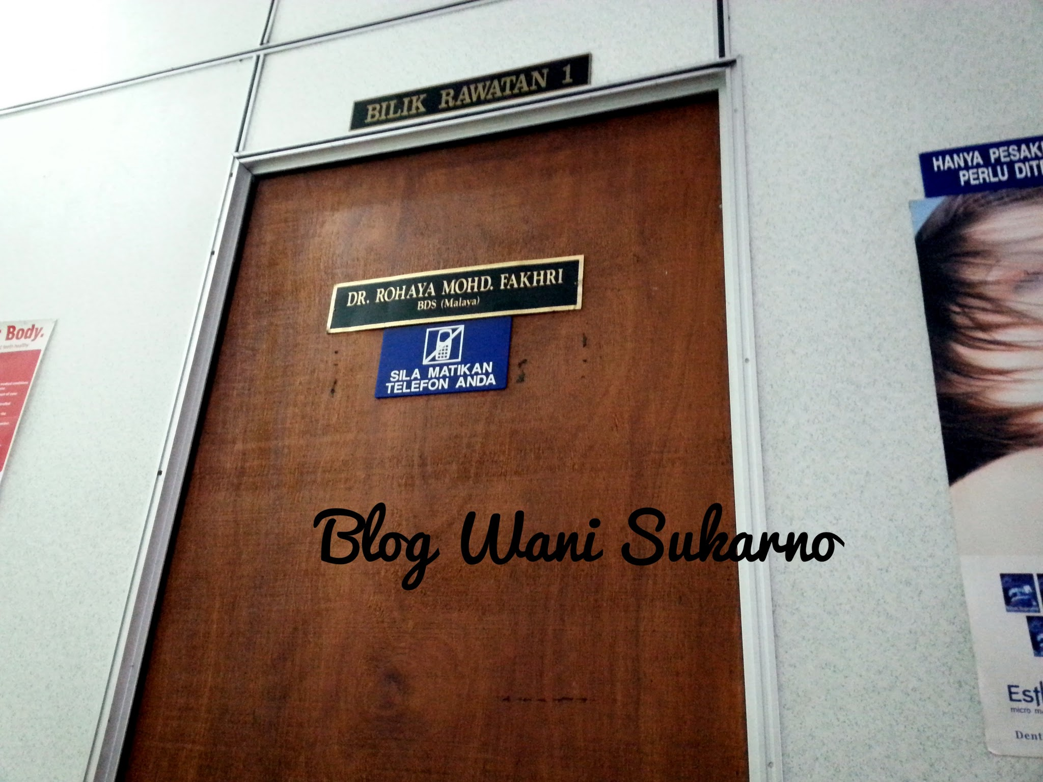 Klinik pergigian Murni, Kubang Kerian