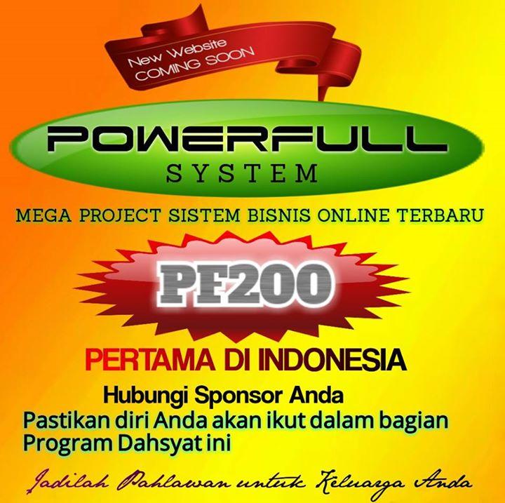 Potensi Kegagalan Bisnis PF200 - Komunitas Online Charity ...
