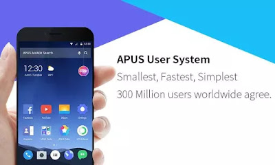 Download APUS Launcher Apk