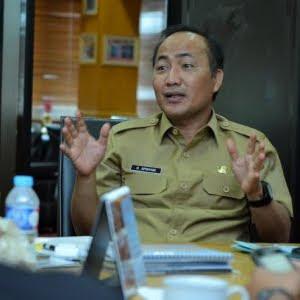 Sekda Muba Lantik Pejabat Pimpinan dan Fungsional