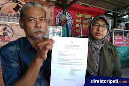 Inspektorat Pati Dilaporkan Ke Ombusdman Terkait Dugaan Maladministrasi Hasil Audit Penyelewengan APBDes Semampir