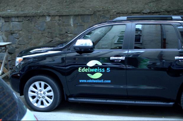 Машина Edelweiss5