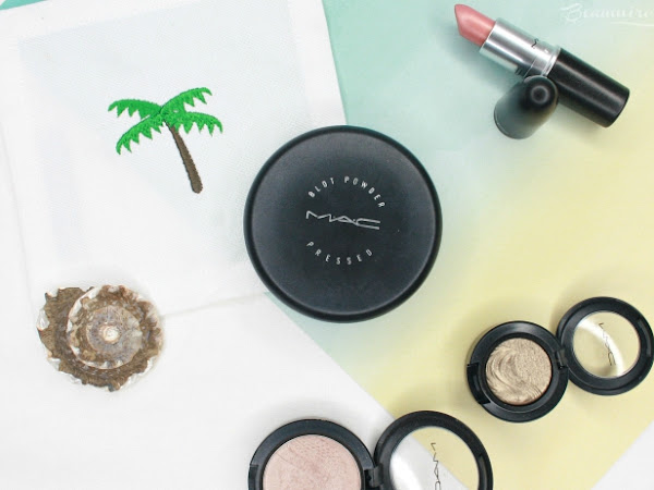 Summer Makeup Essentials: MAC Blot Powder Pressed
