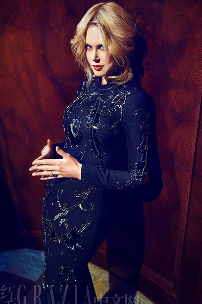 Nicole Kidman photo shoot