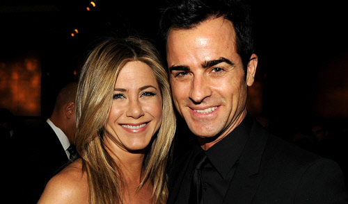 Aniston - Theroux