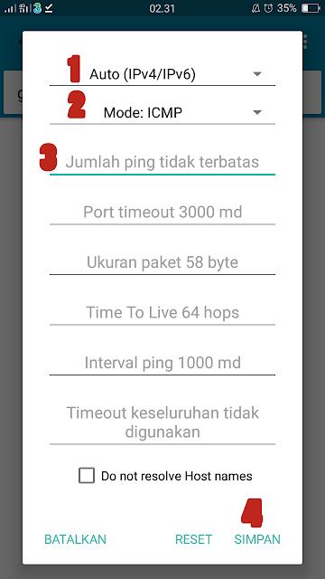 Ping Tools Pro Untuk Gojek Semoga Gacor 4