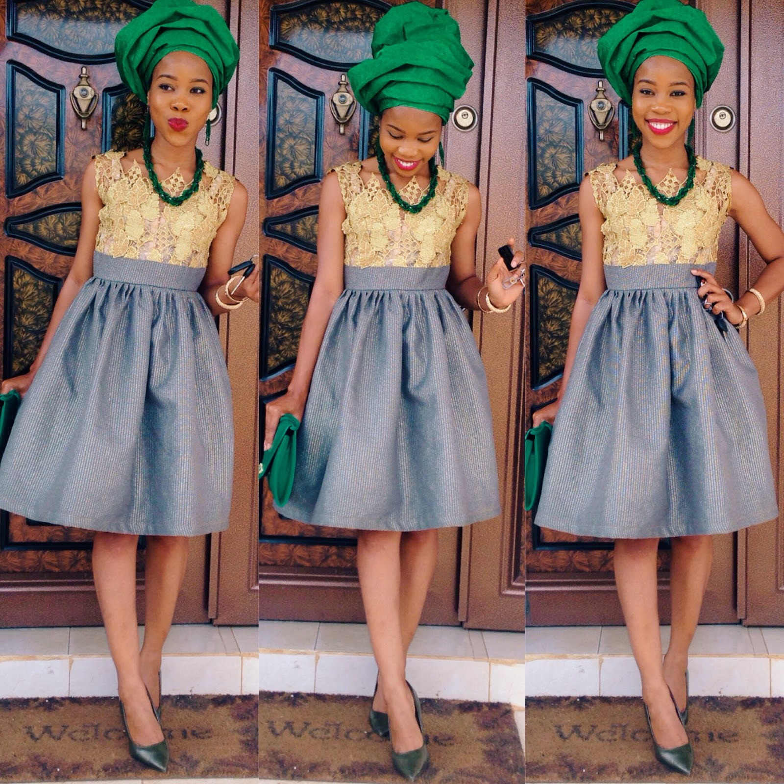 THE NIGERIAN WOMAN STYLE CODE