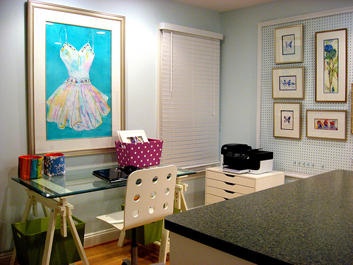 I Am Thrilled To Be Guest Posting For City On Remodelaholic Today Sharing My Home Office Art Studio Renovation With You