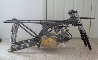 Pit bike to RC116 replica. 72e84eb00d