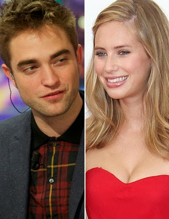 Twilight stars dating